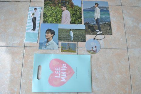 Lee Min Ho X Innisfree (Minho Fan Merchandise)