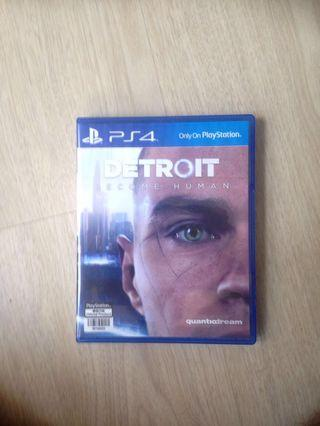 🚚 Detroit Become Human for PS4