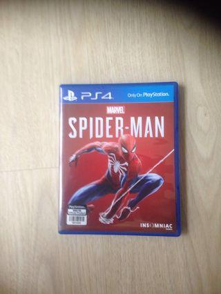 🚚 Spiderman for PS4