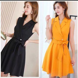 Pre-order ~ Ladie's dress (S to 2XL)
