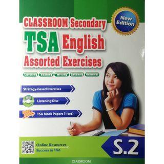 TSA English Assorted Exercises S.2