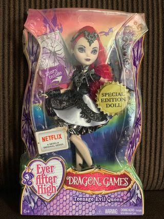 💝Special edition Ever After High - Teenage Evil Queen