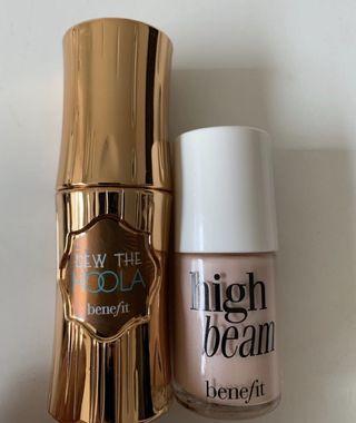 New Benefit makeup set