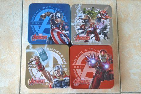 Petron Collectibles Limited Edition (Marvel Avengers) - Mooncake Container