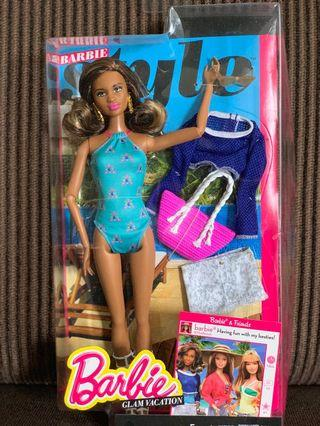 💝Brand New Barbie Doll Glam Vacation