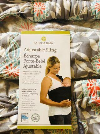 Baby Sling for new born baby very condition 90%New