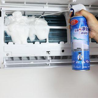2 for $15.90 Air conditioner cleaning agent home hanging cabinet machine car air conditioning foam cleaner sterilizing agent