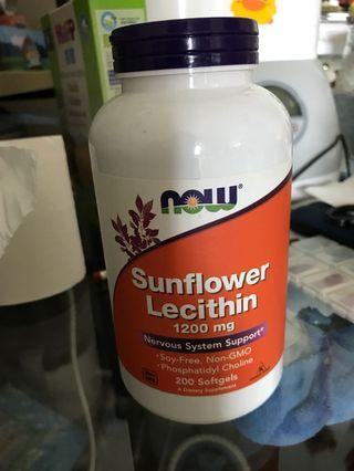 Sunflower Lecithin 卵磷脂