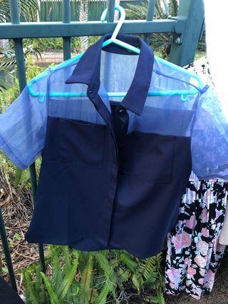 Zalora shirt brand new