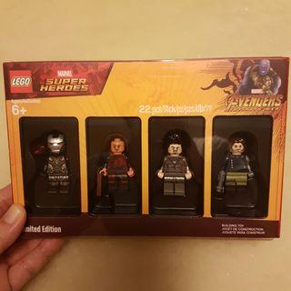 BNIB Marvel Super Heroes