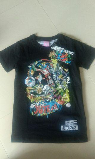 Superman Justice League Tee 正義聯盟限定款 F size