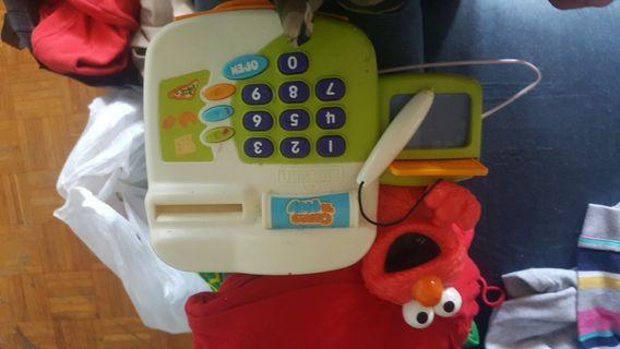 Elmo toy lot