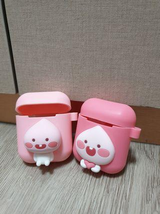 Kakao Friends Apeach Airpod case
