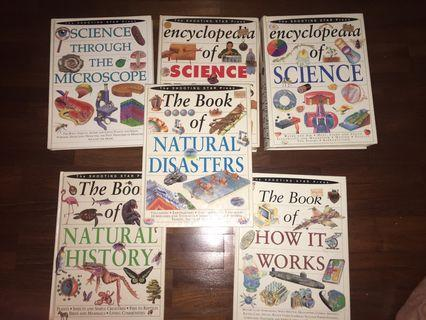 the shooting star press: children's encyclopedias