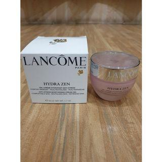 Pre Loved Lancome Hydra Zen Anti Stress Moisturising Cream Gel 50ml
