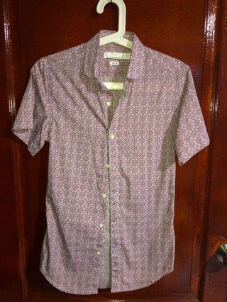 🚚 Authentic Topman Slim Fit Short Sleeves Shirt