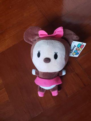 全新Minnie#米妮# Mickey and Minnie