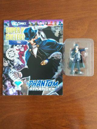 Phantom Stranger figurine from Eaglemoss