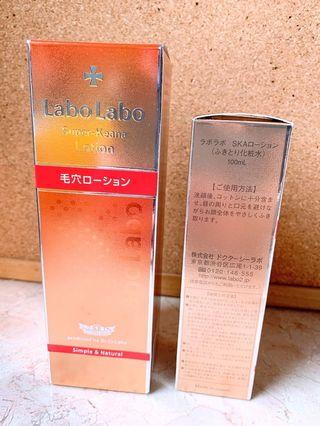 日本直送🇯🇵LaboLabo零毛孔細緻精華水