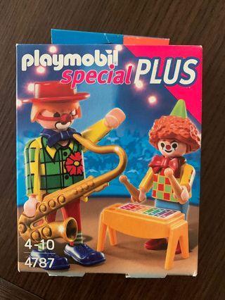 Playmobil 4787 大細小丑