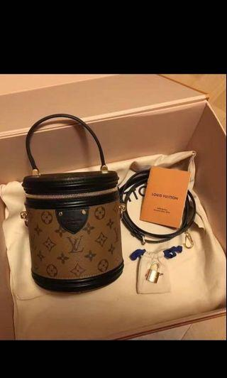 Louis Vuitton Cannes Bag