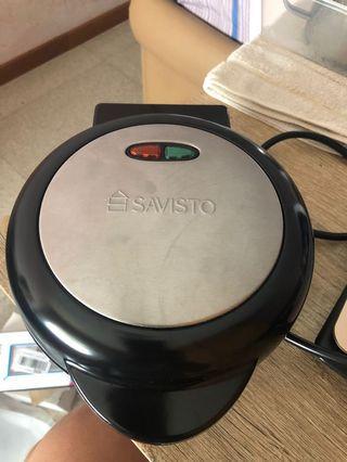 Savisto - wafer or eggs or pancakes maker