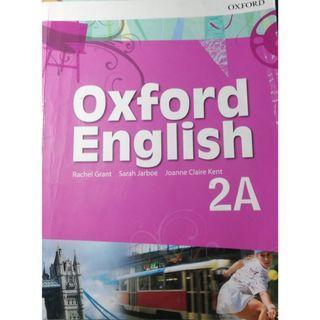 Oxford English 2A