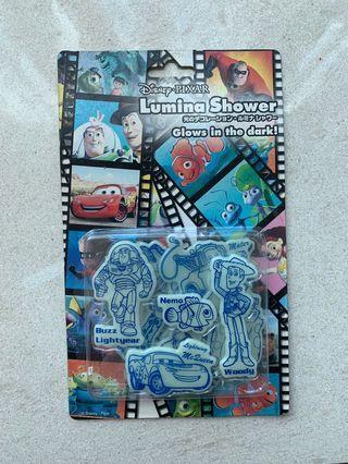 Pixar夜光貼 Toy story, cars, Nemo