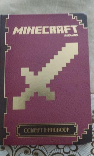 Minecraft mojang combat handbook