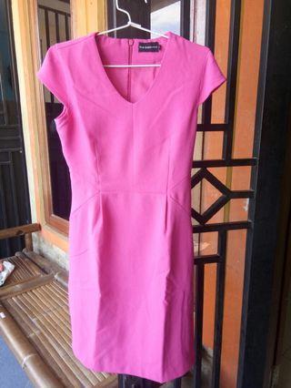 Pink Dress The Executive