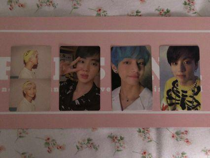 Map of the Soul:Persona photocard Change