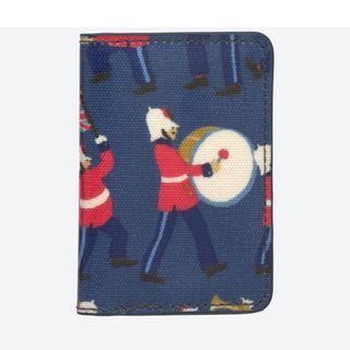 英國代購 現貨 Cath Kidston Marching Band Two-fold Ticket Holder Card Holder 英國御林軍 衛兵 旅遊收納套 証件套 八達通套 卡片套 卡包