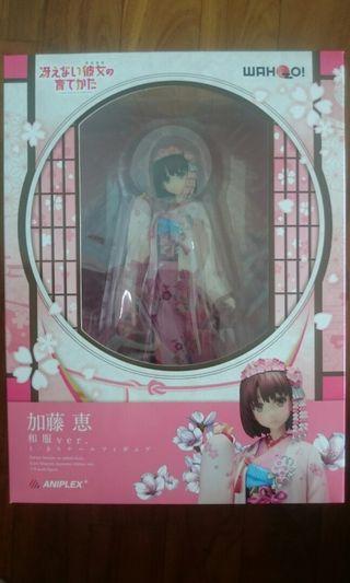 Megumi Kato Kimono Ver - Saekano - Aniplex