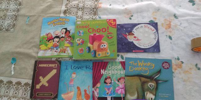 Children Story Books
