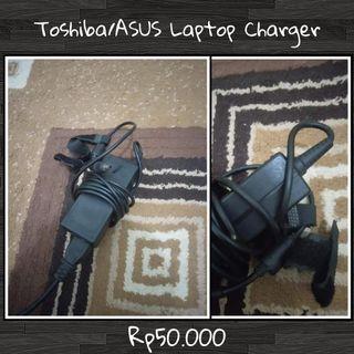 Cas Toshiba / ASUS