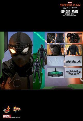 Hot Toys Spider-Man (Stealth Suit) 普通版訂單
