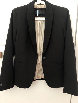 Zara (Made in Spain) Suit Jacket