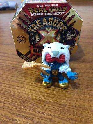 Treasure X - Gold Shiver
