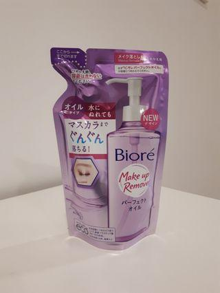 Biore Makeup Remover Refill 210 ml