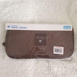 Travel Pouch-Brown 旅行收納包