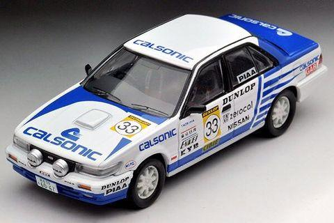 TOMYTEC LV-N185b Bluebird SSS-R All Japan Rally Championship (預訂)