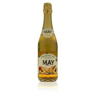 MAY SPARKLING PEACH JUICE 750ML FROM SPAIN