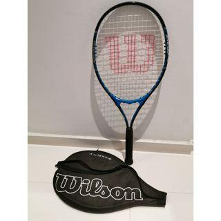 Wilson Advantage XL V Matrix Tennis Racket with cover