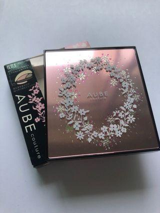 Sofina Aube eyeshadow palette 571