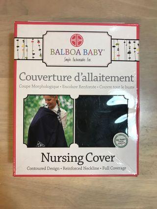 BALBOA BABY  breast feeding / nursing cover black 黑色餵奶巾 mother court