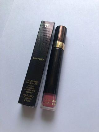 Tomford lip lacquer #02 pussycat