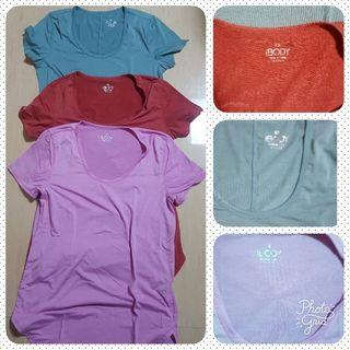 cotton on body work out tops