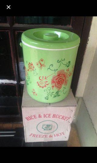 Rice / Ice Bucket