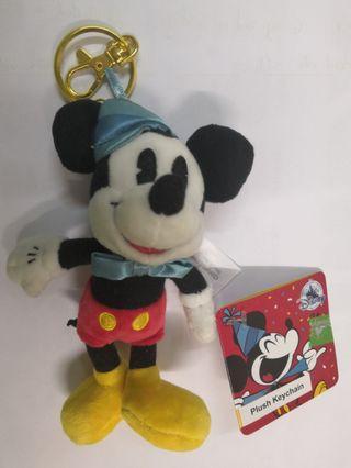 米奇 Mickey Mouse 公仔鎖匙扣
