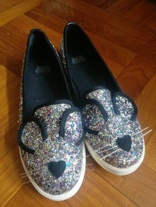包郵 H&M老鼠 平底鞋